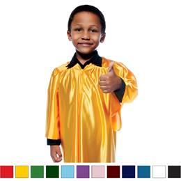 Kid's Shiny Graduation Gown