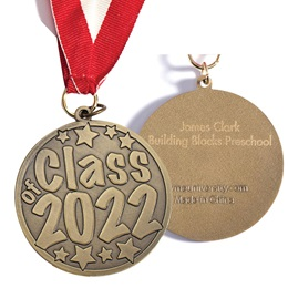 Engraved Medallion - Class of 2020