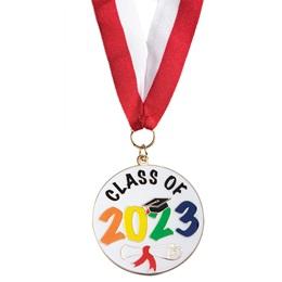 Class of 2020 Enamel Medallion