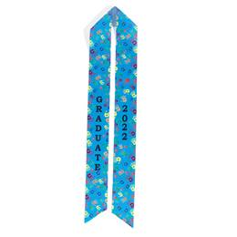 2021 Graduation Sash - Handprints