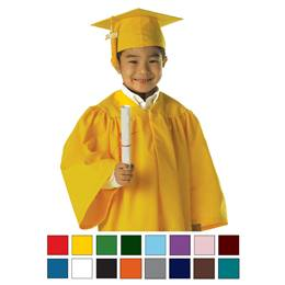 Children's Matte Graduation Basic Package