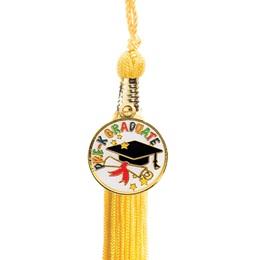 Tassel with Pre-K Graduate Charm