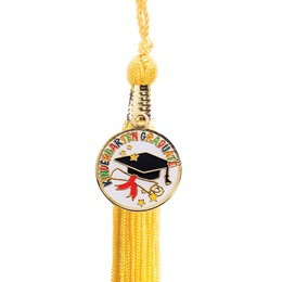 Tassel with Kindergarten Graduate Charm