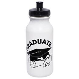 Graduate Water Bottle
