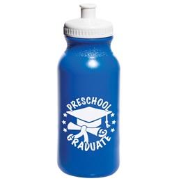 Preschool Graduate Water Bottle