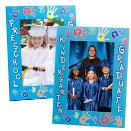 Handprint Graduate Frame
