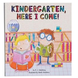 Kindergarten, Here I Come Book