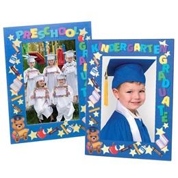 Teddy Bear Graduate Frame