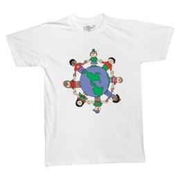 World T-Shirt - Adult