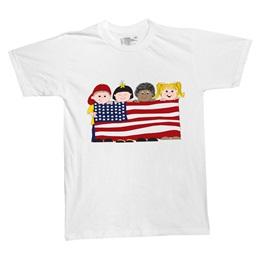 Patriotic T-Shirt - Adult